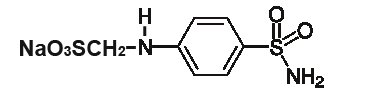 формула стрептоцида растворимого